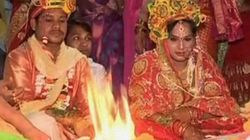 Transgender Woman Breaks Stereotypes By Tying The Knot With Man In