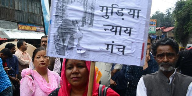 11-Year-Old Gwalior Girl Gang Raped At Gunpoint In Front Of Mother,