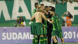 Plane Carrying Soccer Team Chapecoense From Brazil Crashes In Colombia, 76