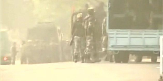 Three Soldiers Reportedly Killed In Terror Attack On Army Unit In Nagrota Near