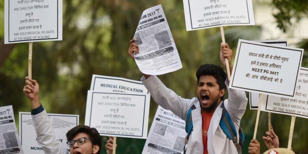 The Morning Wrap: The Victims Of NEET; RBI Has No Information About Black