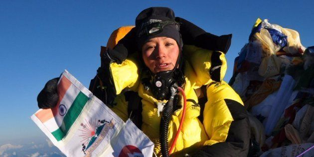 Arunachal's Anshu Jamsenpa Becomes The First Woman To Scale Mt Everest Twice In 5