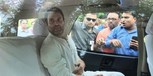 Rahul Gandhi To Soon Visit US, May Speak On Artificial