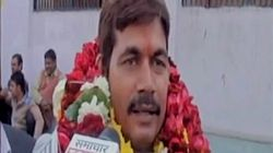 WATCH: Poll Candidate From Agra Admitting He Entered Politics To Make Some Quick