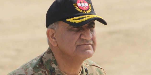 Pakistani army chief General Qamar Javed