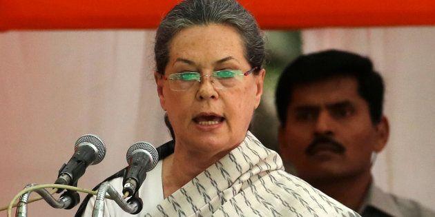 Congress President Sonia Gandhi Hospitalised In