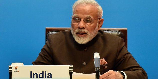 PM Narendra Modi Leaves For Myanmar Amidst Rising Rohingya