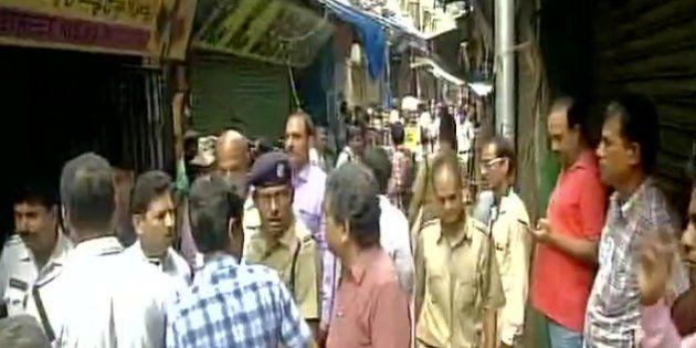Kolkata Building Collapse Leaves 1 Dead, 2 Critically