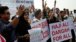 Women Activists Re-Enter Mumbai's Haji Ali Dargah After 5