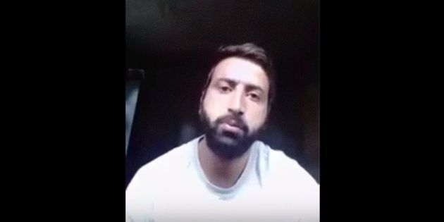 Watch: In A Viral Video, Kashmir Cop Says 'Call Of His Conscience' Prompted Him To Quit His