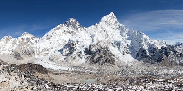 Missing Indian Mountaineer Ravi Kumar's Body Spotted On Mount
