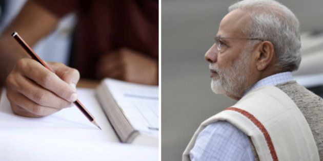 A Happy Mind Is The Secret To A Good Mark Sheet, Says PM Modi In 'Mann Ki Baat'