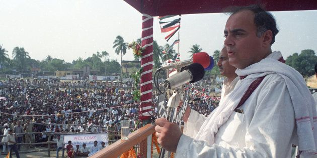 Five Years Before Rajiv Gandhi's Death, CIA Had Prepared A 'Brief' On His