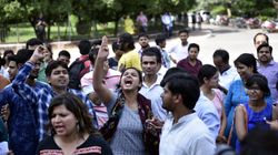 Students To Go On Indefinite Sit-In Over JNU Warning Against Protests, Scuttling Of Justice in Najeeb
