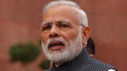 Modi Condemns Blast In Manchester That Killed