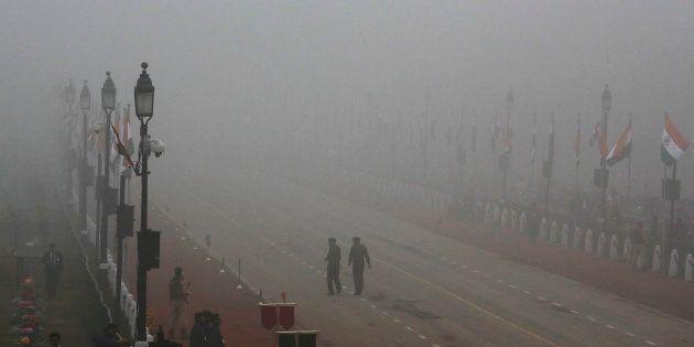 A file photo of Delhi