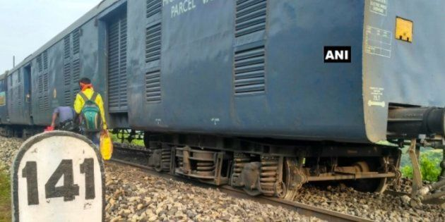 7 Coaches Of Shaktikunj Express Derail Near Sonbhadra In UP, No Injuries