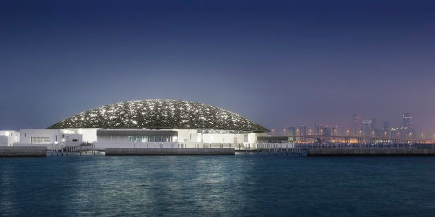 The Louvre Abu Dhabi will open in