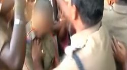 A Woman Cop Trying To Control An Angry Crowd In Tamil Nadu Had To Face Another Problem — A Groping