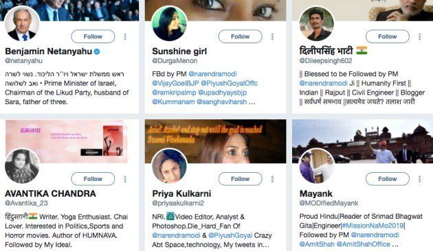 This Was Narendra Modi's Twitter Timeline In The Days Following Gauri Lankesh's