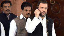 Delhi Police Registers FIR In Rahul Gandhi Twitter Hacking