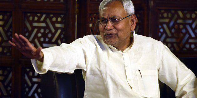 Seen against this backdrop, Nitish Kumar may well have backed himself into a corner with his open support...