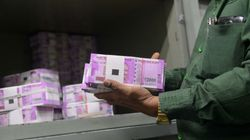 Income Tax Officials Seize Over Rs 4 Crore In New Currency Notes In