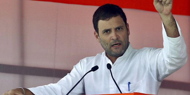 PM Modi Is A Prisoner Of His Own Image, Says Rahul