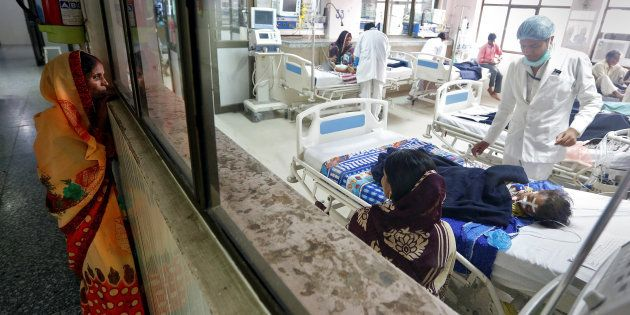 The Gorakhpur Tragedy Is A Reminder That Health Should Be A Fundamental