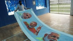 Muslim Woman In UP Allegedly Thrashed, Thrown Out Of In-Laws' Home For Painting PM Modi's