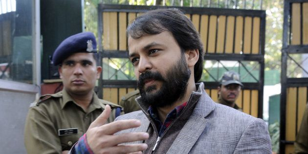 AAP's Ashish Khetan Moves Supreme Court, Alleges Death Threats From Right-Wing
