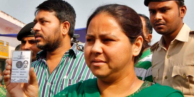 I-T Department Summons Lalu Prasad's Daughter Misa Bharti, Her Husband In Benami Land