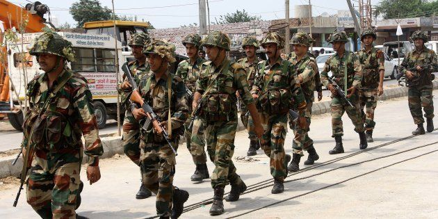 Over 100 Indian Army Officers Move Supreme Court Complaining Of