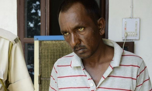 Ashok Kumar, accused in the murder of a 7-year-old student at the Ryan International
