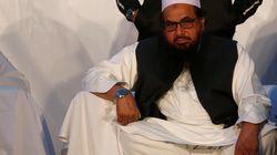Protesters In Pakistan Burn Effigies of Trump, Modi Demanding Release Of Hafiz