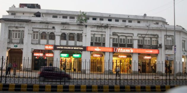 connaught place,