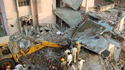 Seven Dead, A Dozen Injured As Under-Construction Building Collapses In