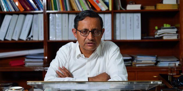 Sanjay Mitra Takes Over As New Defence Secretary, Replaces G Mohan