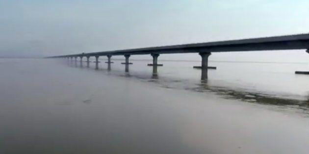 Dhola-Sadiya, India's Longest Bridge, Will Soon Improve Connectivity Between Assam And Arunachal