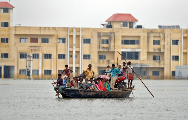 If Only India Responded To Floods 'Elsewhere' The Way It Does To Big City
