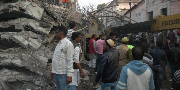 Kanpur Building Collapse: FIR Lodged Against Samajwadi Party Leader, Property