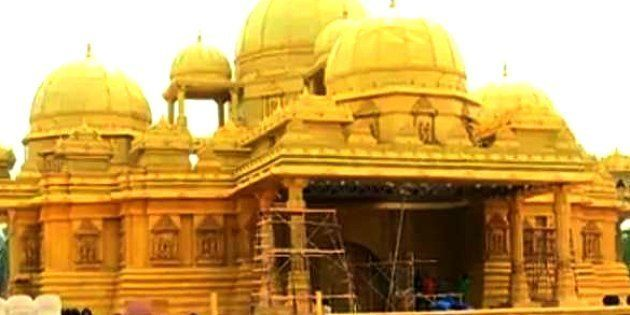 Kerala Hotelier Throws Akshardham-Themed Reception After Daughter's Wedding, Invites Over 20,000