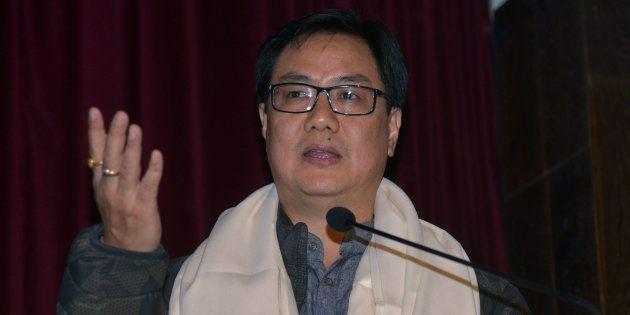 Branding India As Villain On Rohingya Refugee Issue Tarnishing Country's Image, Says Kiren
