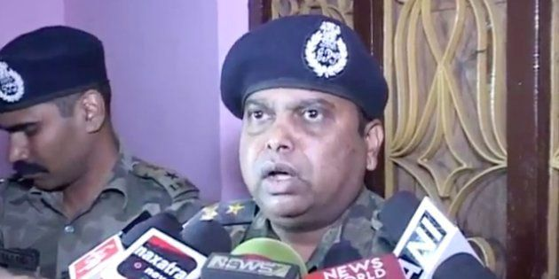 Controversial Bastar IG SRP Kalluri Sent On 'Forced' Medical Leave, Say