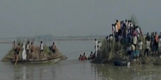 19 Dead As Boat Carrying 60 People Capsizes In UP's