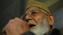 Syed Ali Geelani Hospitalised In Srinagar Over Chest Pain, Condition Stable, Say