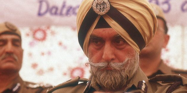 KPS Gill, Former Punjab Top Cop, Passes Away At