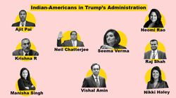 Meet The Indian-Americans Who Have Made It To Donald Trump's