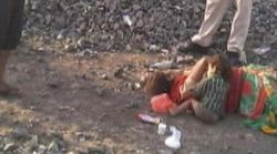 Baby Found Breastfeeding On Mother's Dead Body In Madhya Pradesh Handed Over To