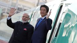 508 Km, 350 Km/Hr: The Ahmedabad-Mumbai Bullet Train In